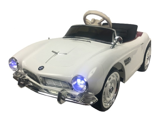 BMW elektrische kinderauto