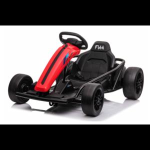 Elektrische kinder Drift kart 24V Rood
