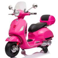 Vespa GTS-S Roze 12V Kinderscooter Roze