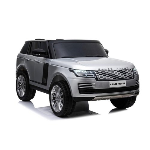 Range Rover kinderauto Range Rover HSE 12V 2 Persoons Kinderauto Zilver