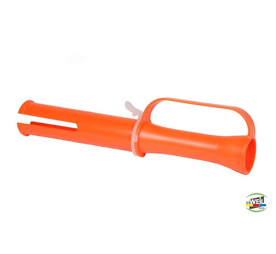 Abroller für Mini-Stretchfolie