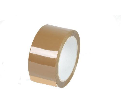 SPI Weil PP-Klebeband braun 50 mm x 66 lfm.