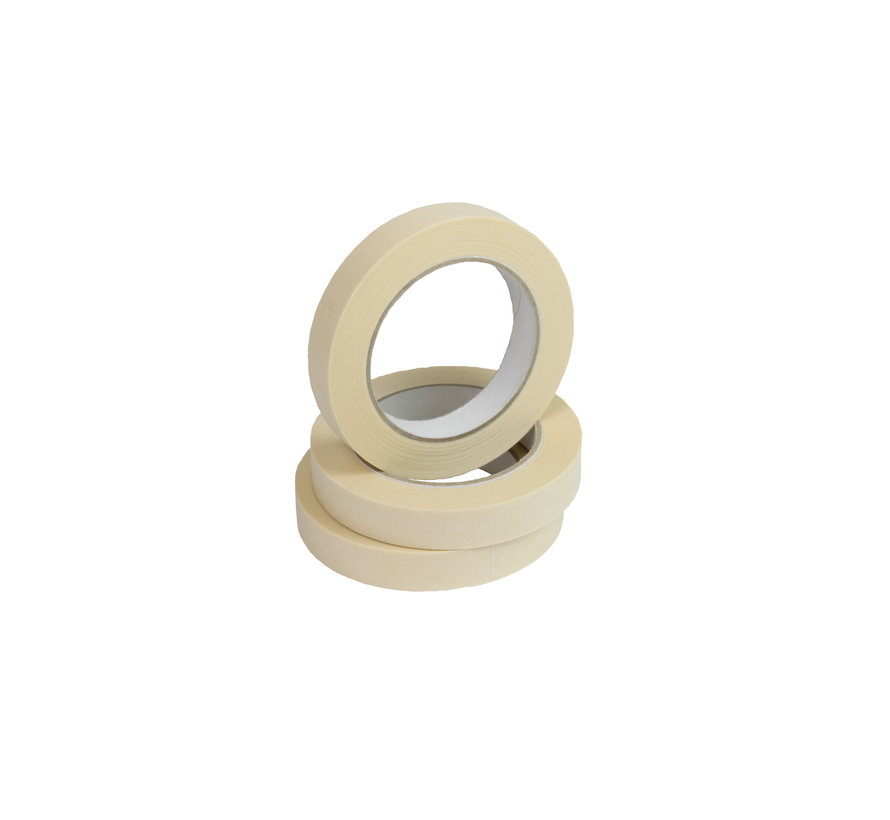 Kreppband 19 mm x 50 lfm