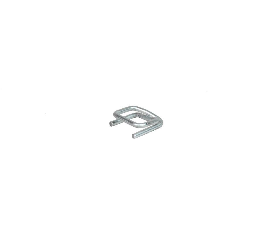 Stahlschnallen 13 mm