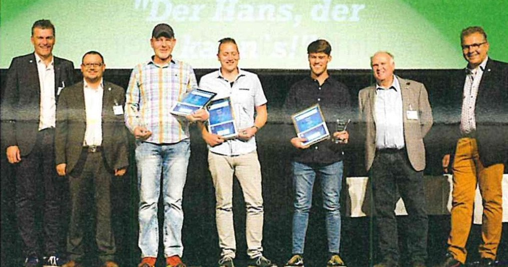 """QIB verleiht """"Jeder braucht Pulver"""" Awards"""