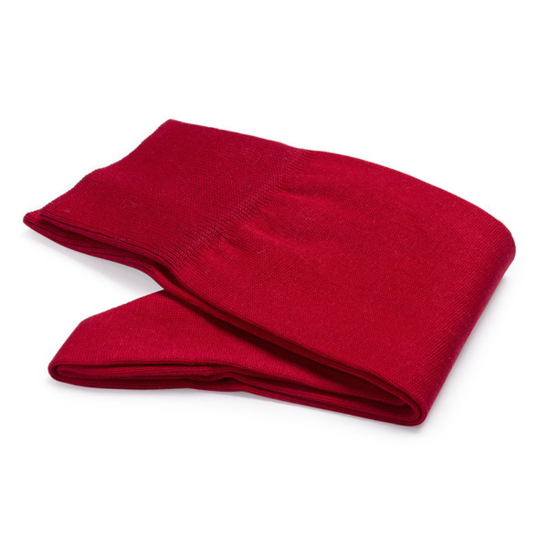 Rode katoenen sokken | Carlo Lanza