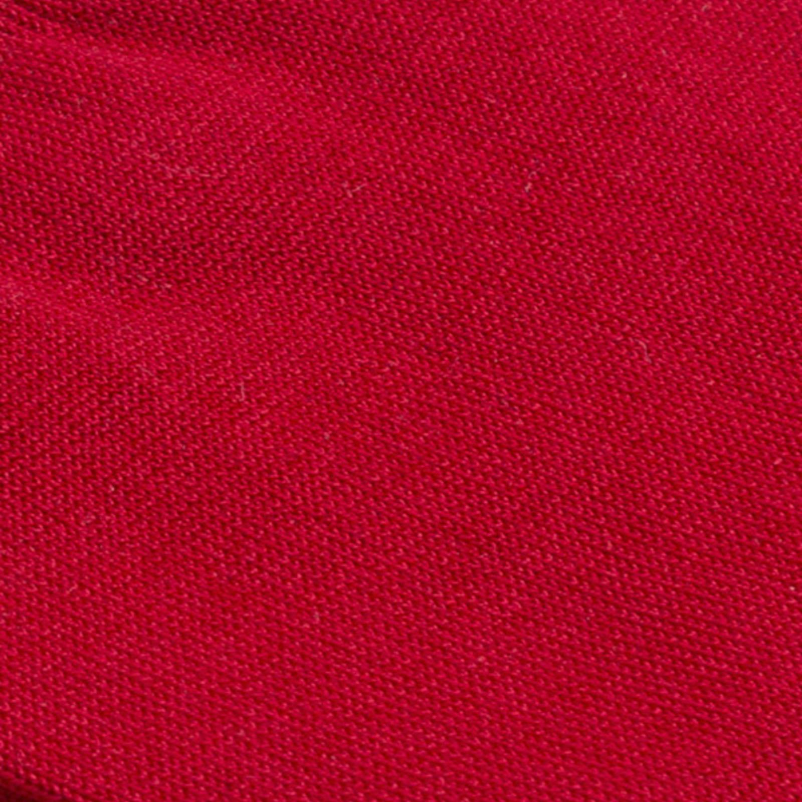 Carlo Lanza Rode katoenen sokken | Carlo Lanza