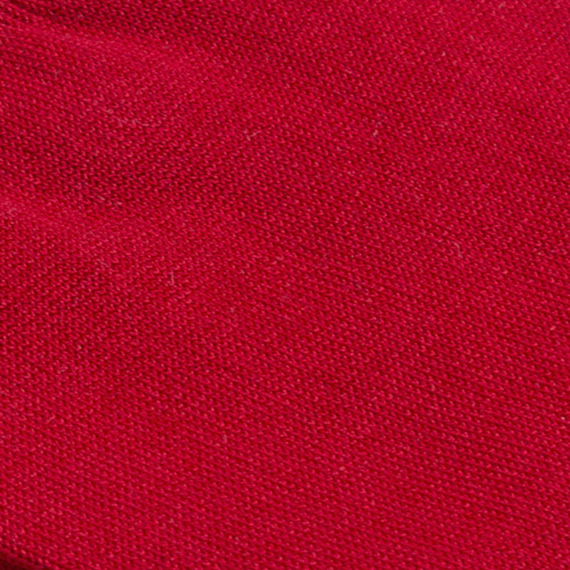 Roten Socken Baumwolle