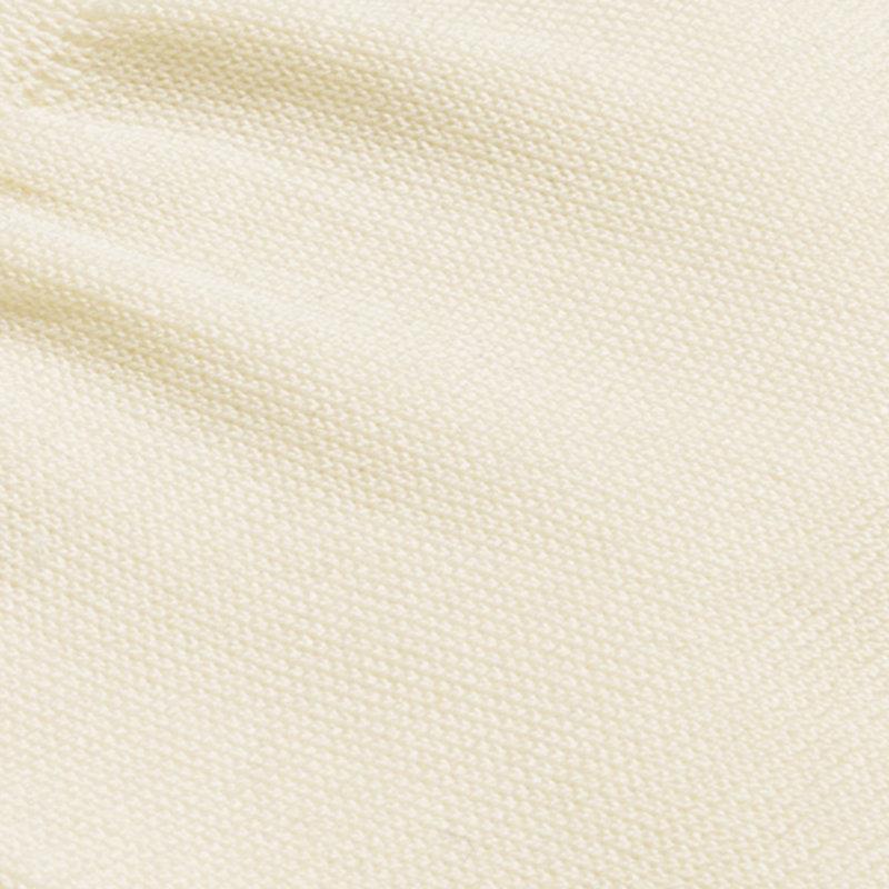 Elfenbeinweißen Socken Baumwolle