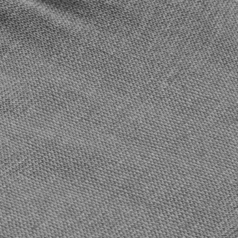 Midgrijze katoenen sokken | Carlo Lanza