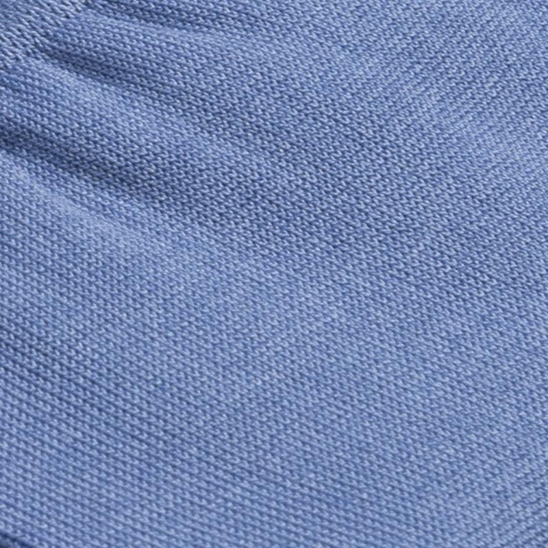 Hellblaue Socken Baumwolle