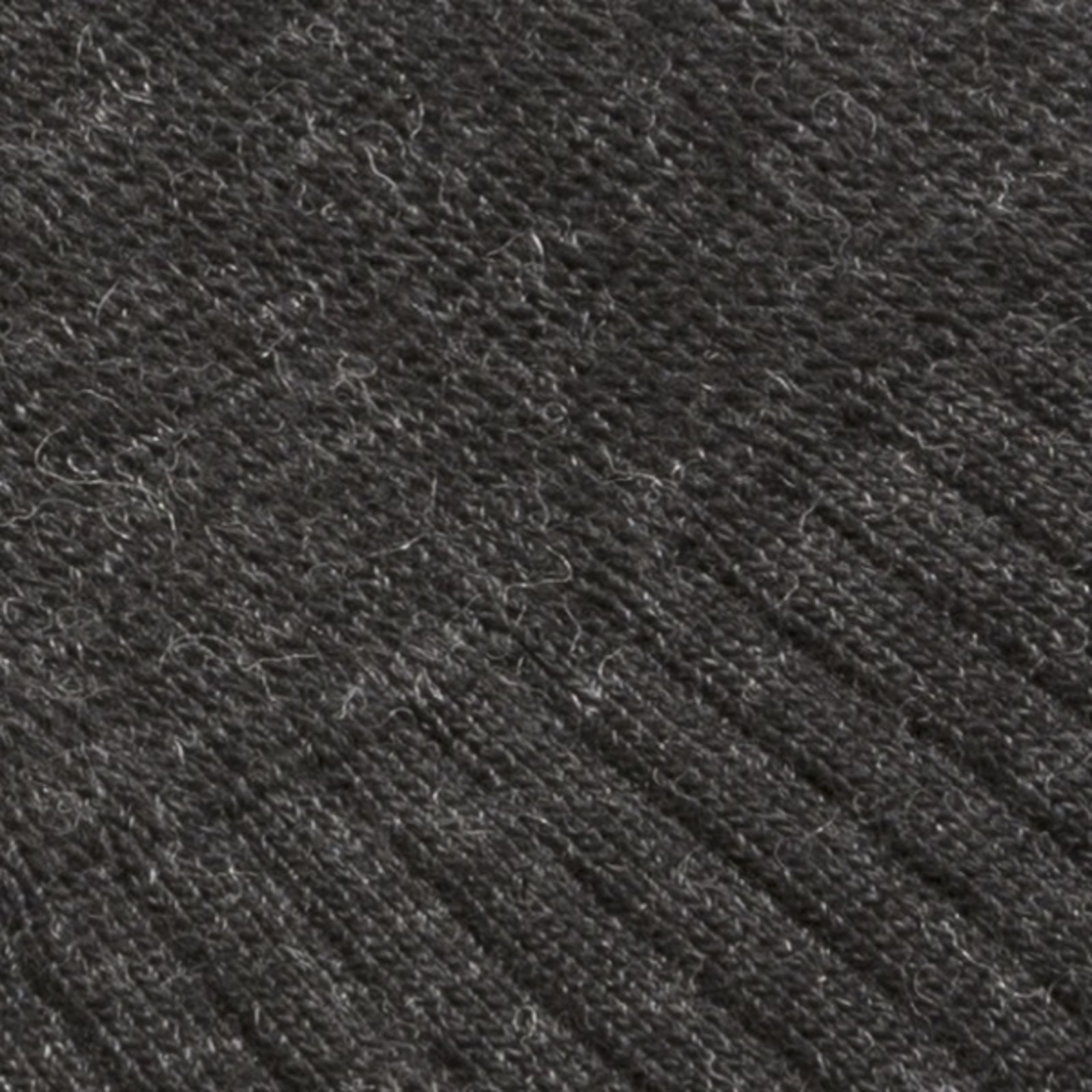 Carlo Lanza Anthrazitfarbenen Merino Wolle Socken