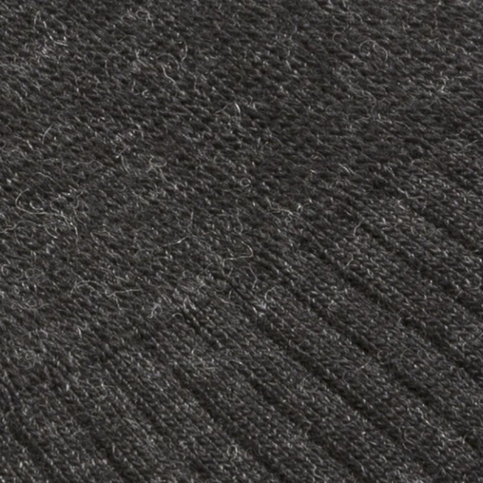 Carlo Lanza Darkgrey wool socks