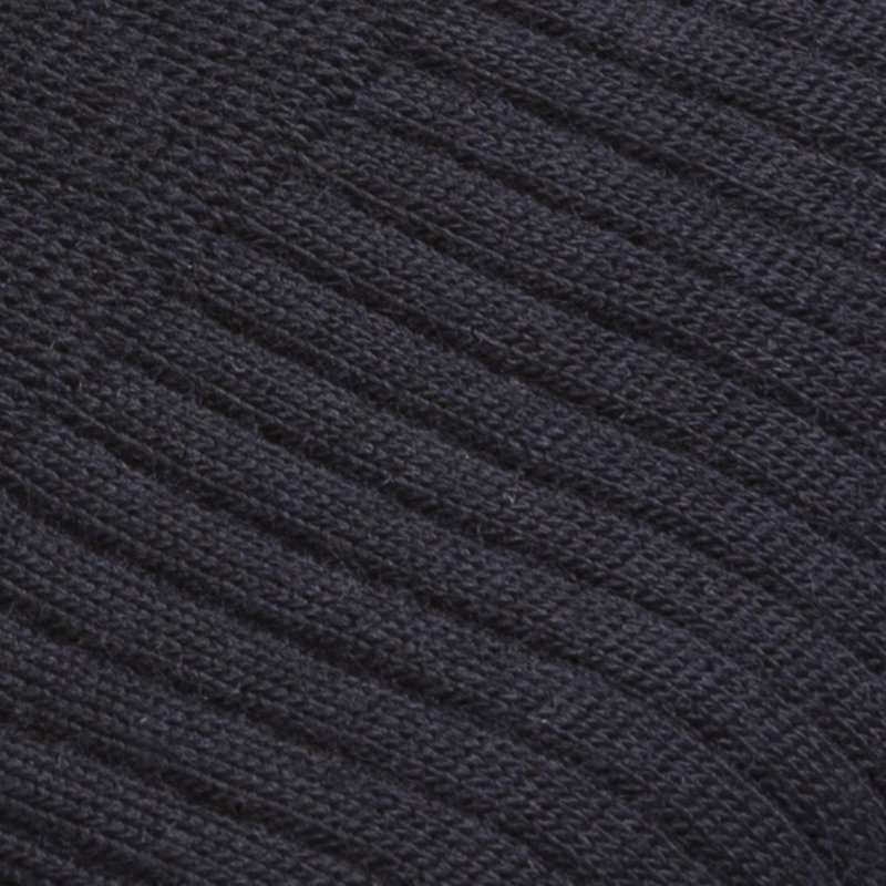 Navy wollen sokken | Carlo Lanza