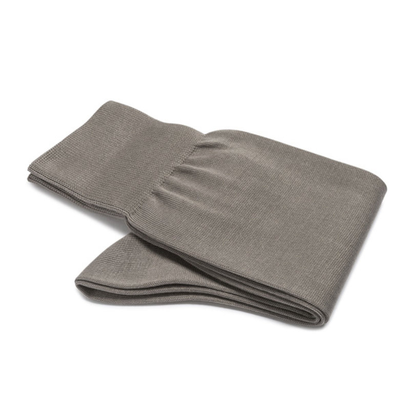 Taupe cotton socks