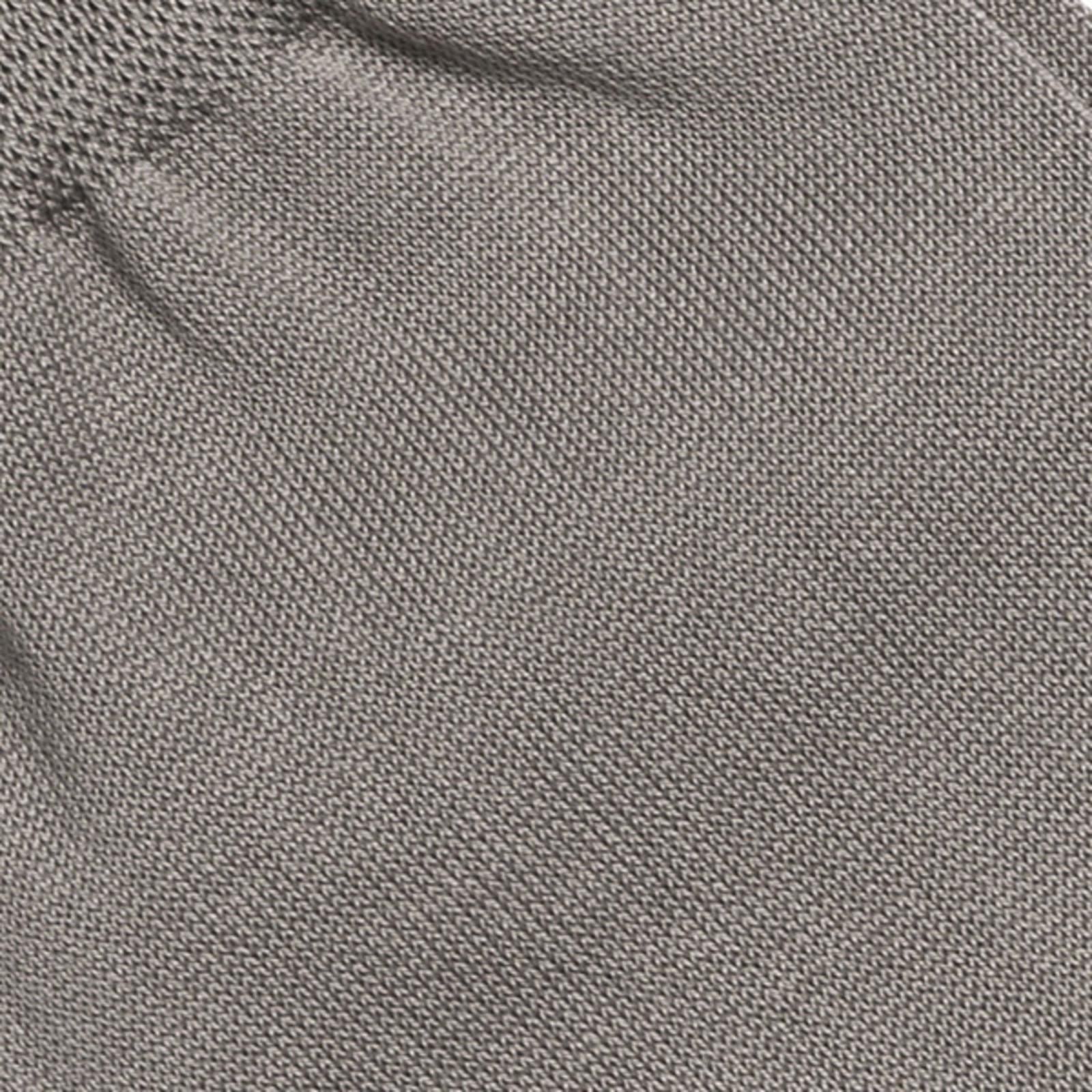 Carlo Lanza Taupe cotton socks
