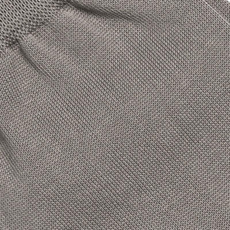 Taupe katoenen sokken | Carlo Lanza