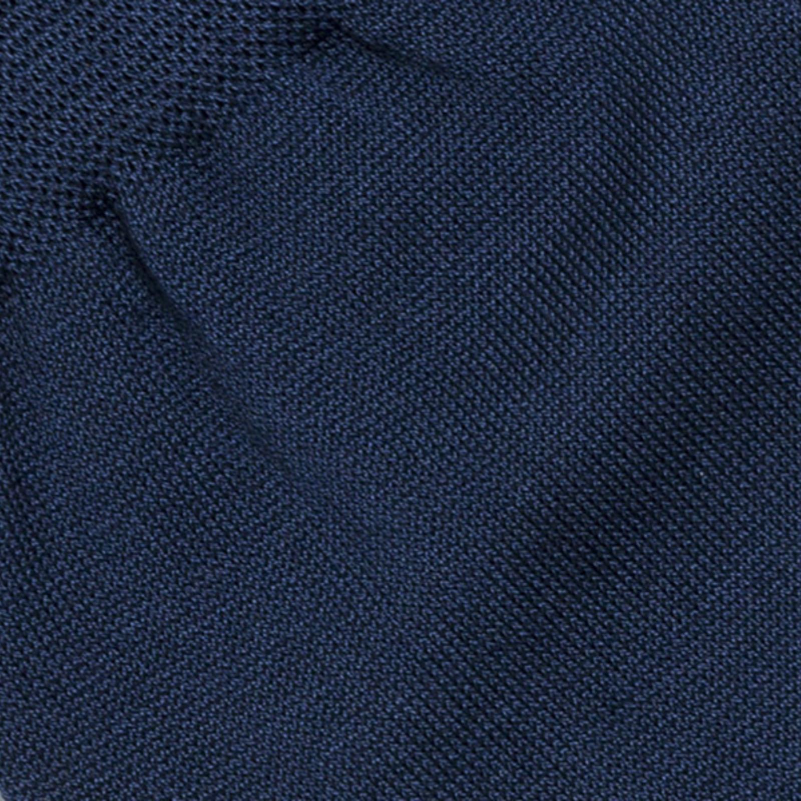 Carlo Lanza Royal blue cotton socks