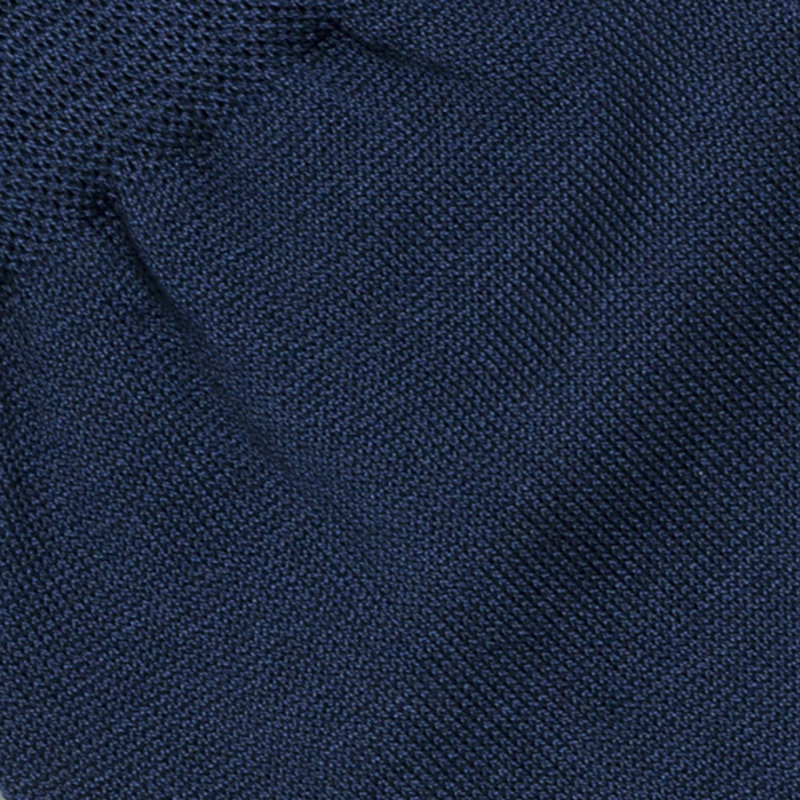 Royalblauwe katoenen sokken | Carlo Lanza