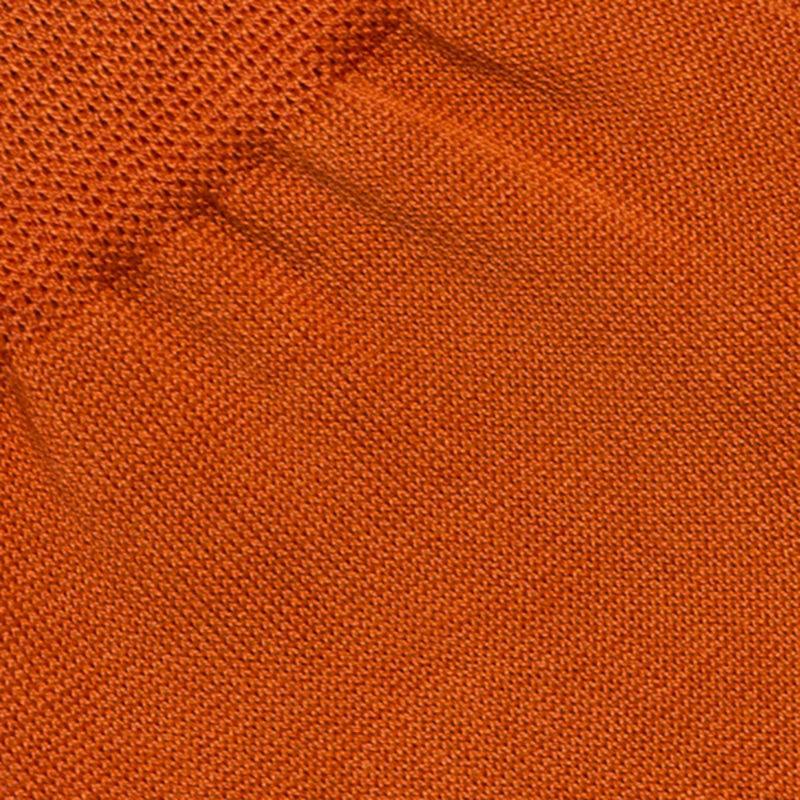 Oranje katoenen sokken   Carlo Lanza