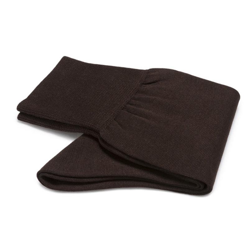 Brown cotton socks