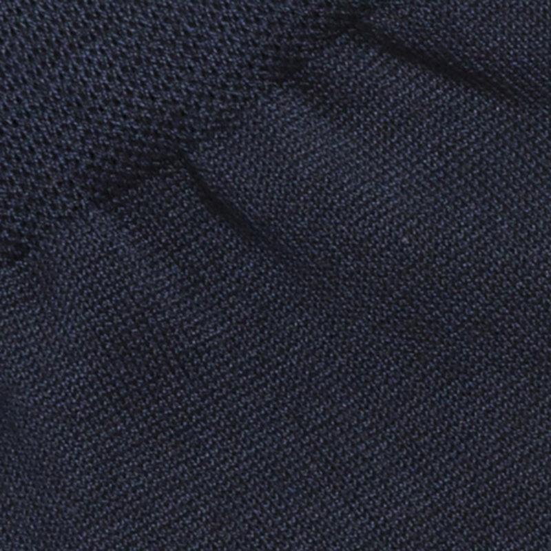 Navy cotton socks