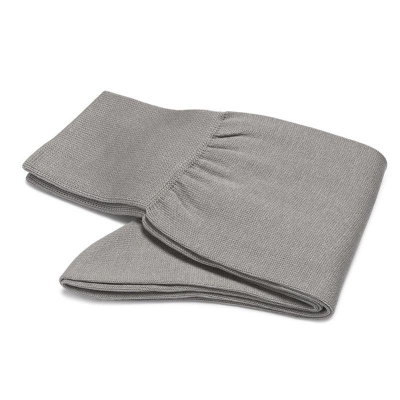 Light grey cotton socks