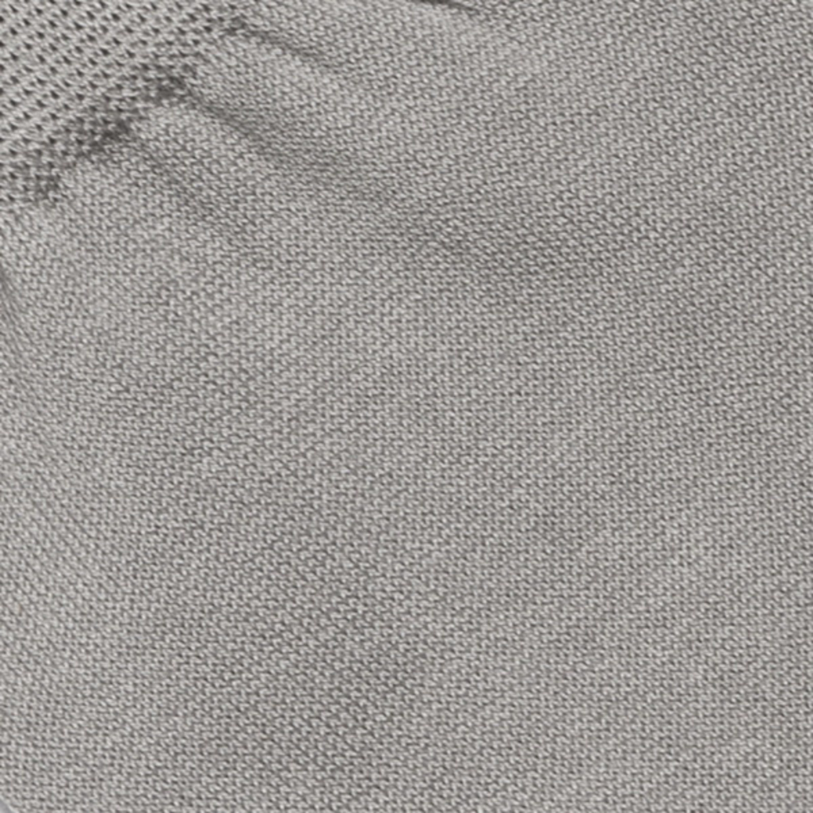 Carlo Lanza Hellgraue Socken Baumwolle