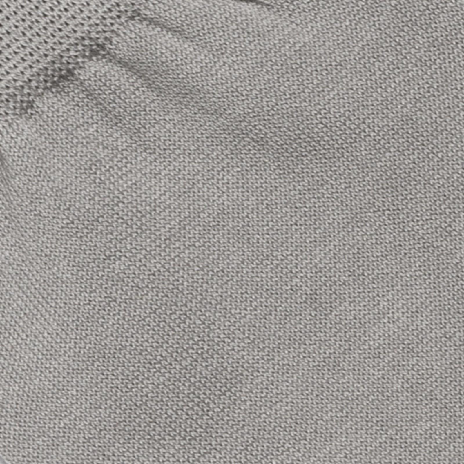 Carlo Lanza Lichtgrijze katoenen sokken | Carlo Lanza