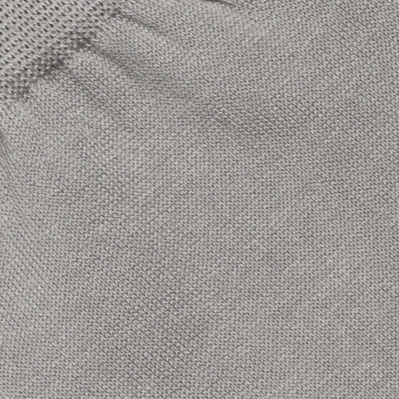 Lichtgrijze katoenen sokken | Carlo Lanza