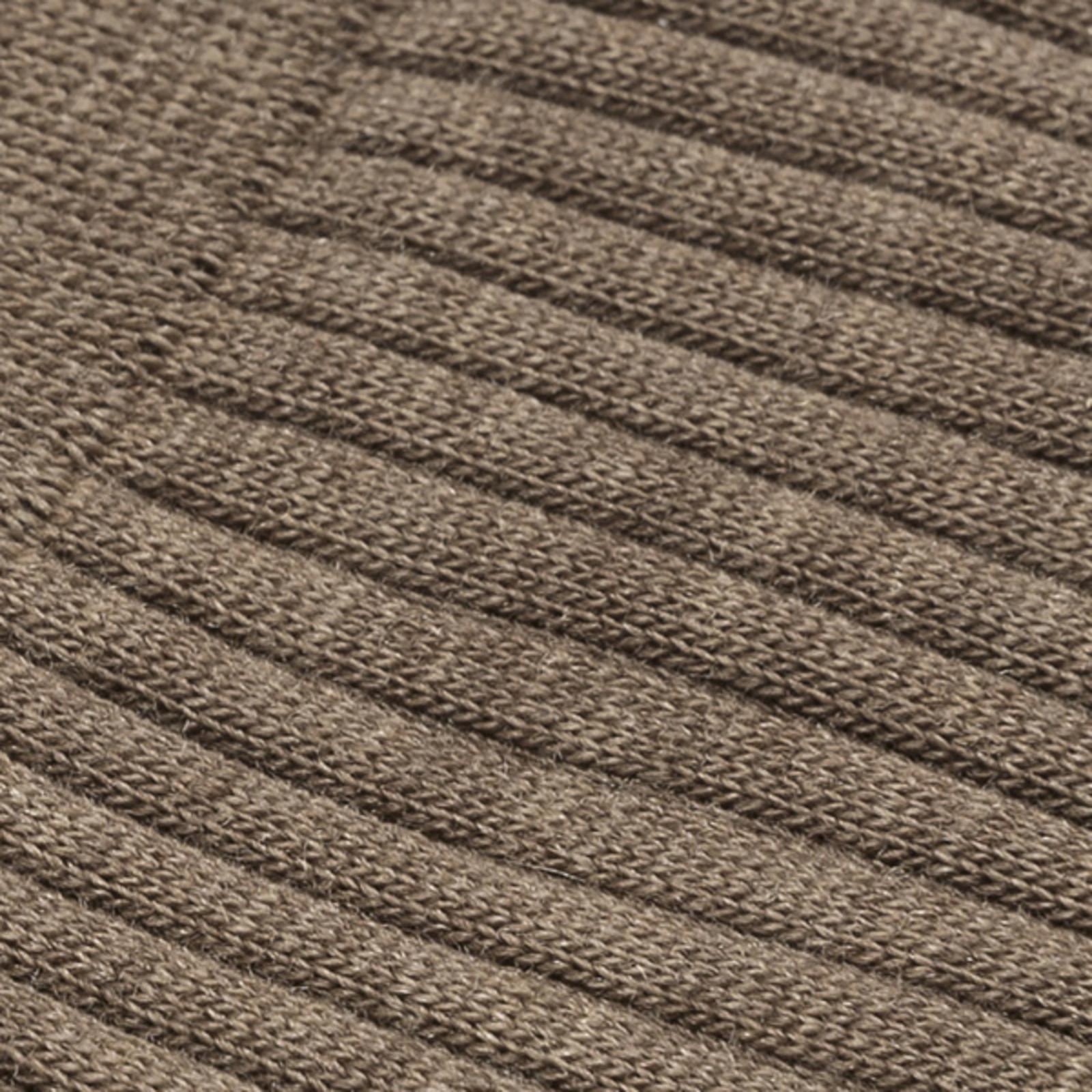 Carlo Lanza Camel wool socks