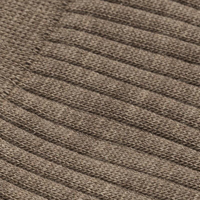 Camel wool socks