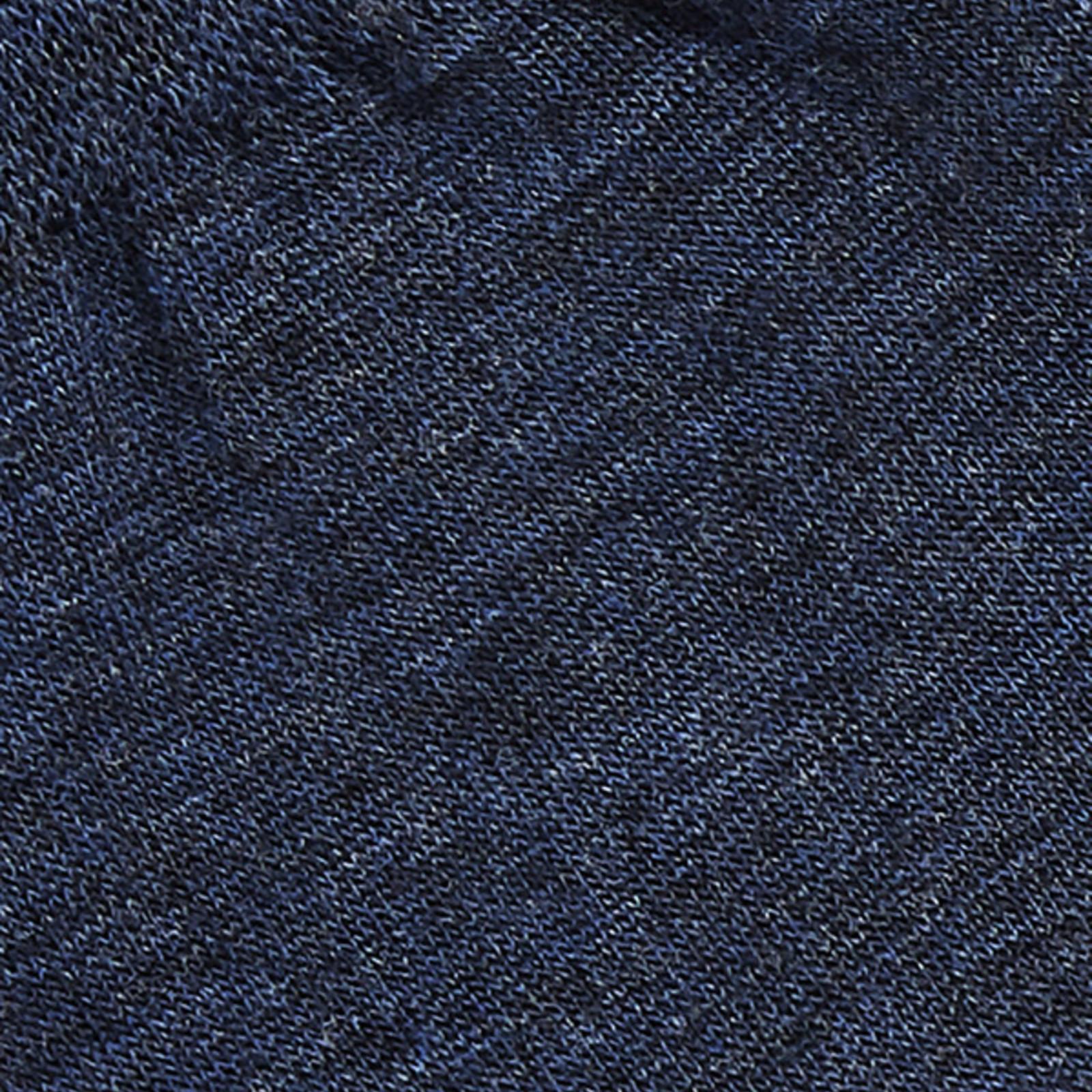 Carlo Lanza Blaue Merino Wolle Socken