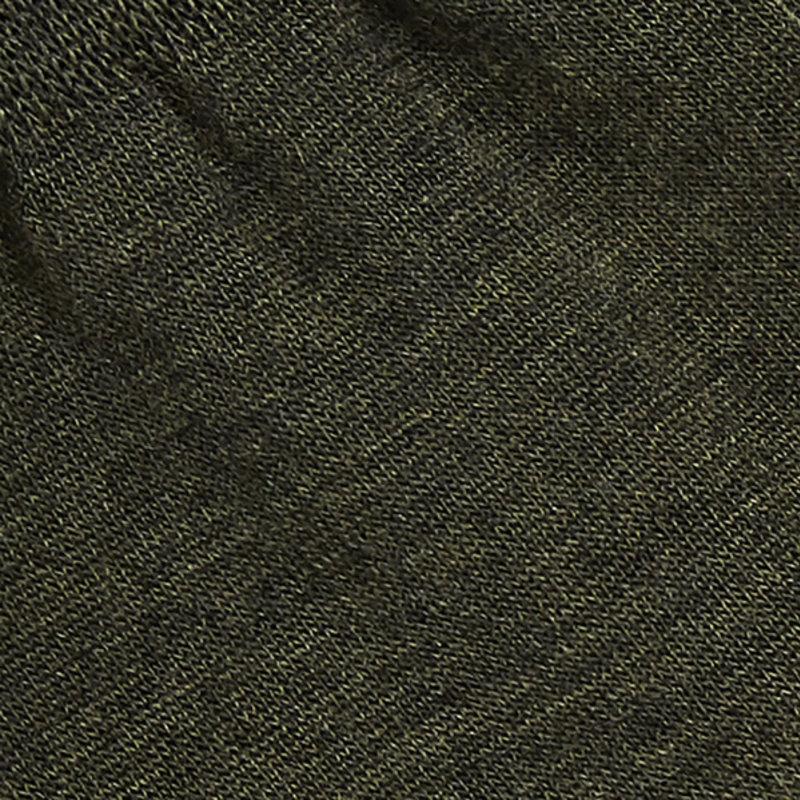 Green grey wool socks