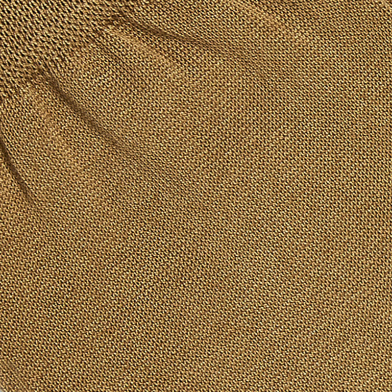 Cognac katoenen sokken | Carlo Lanza