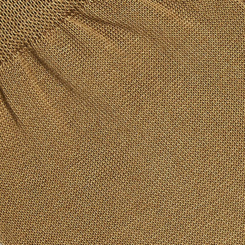 Cognac Socken Baumwolle