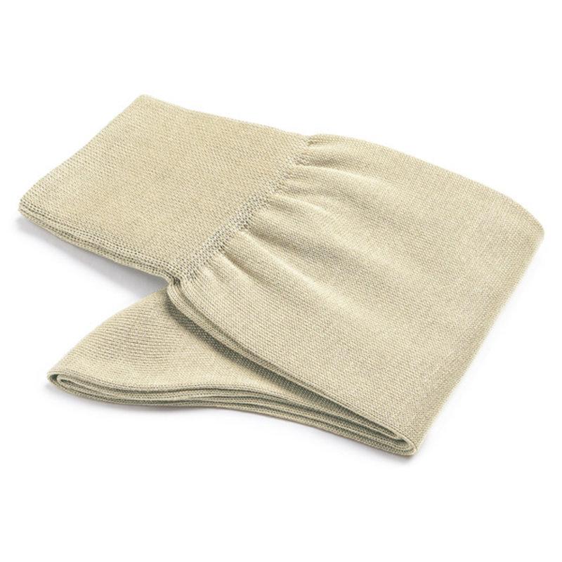 Beige socks cotton