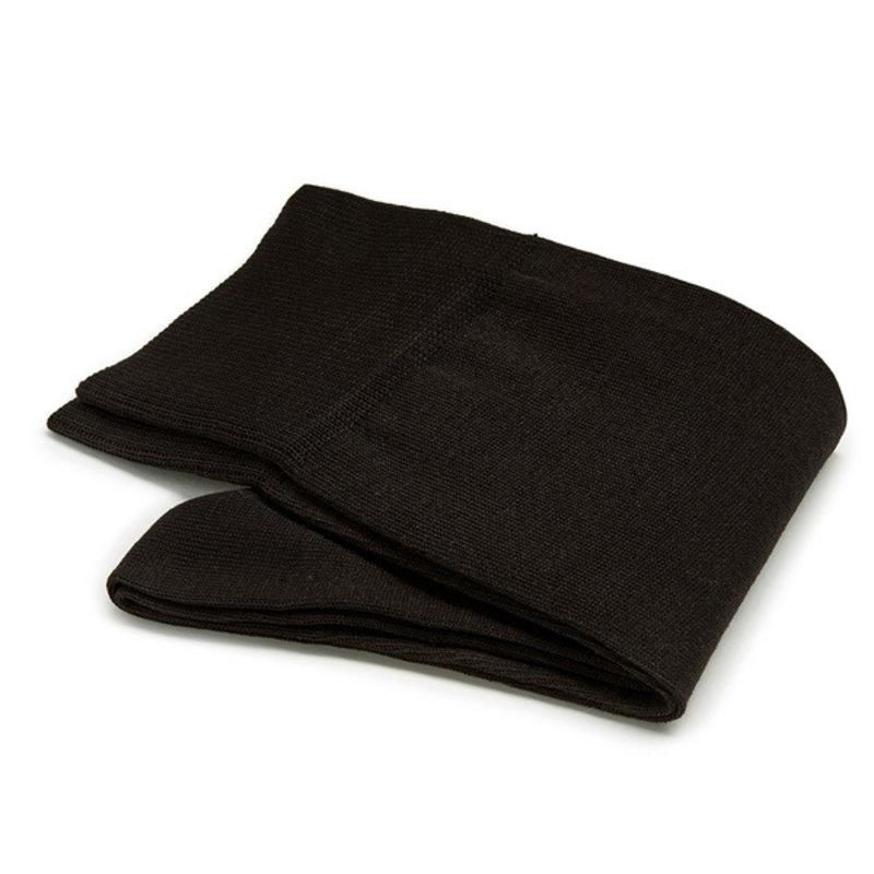Dark brown socks cotton