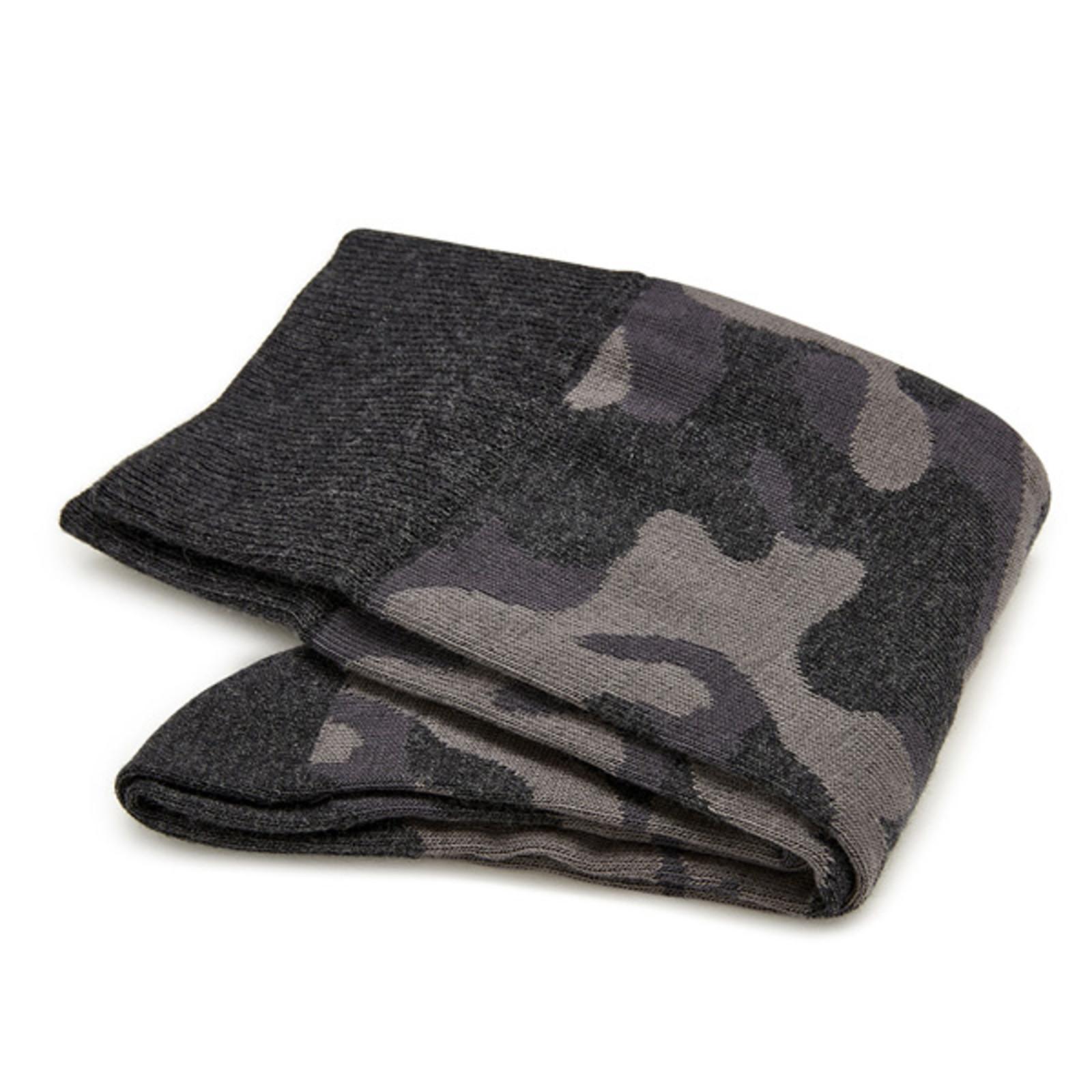 Carlo Lanza Graue camouflage Socken