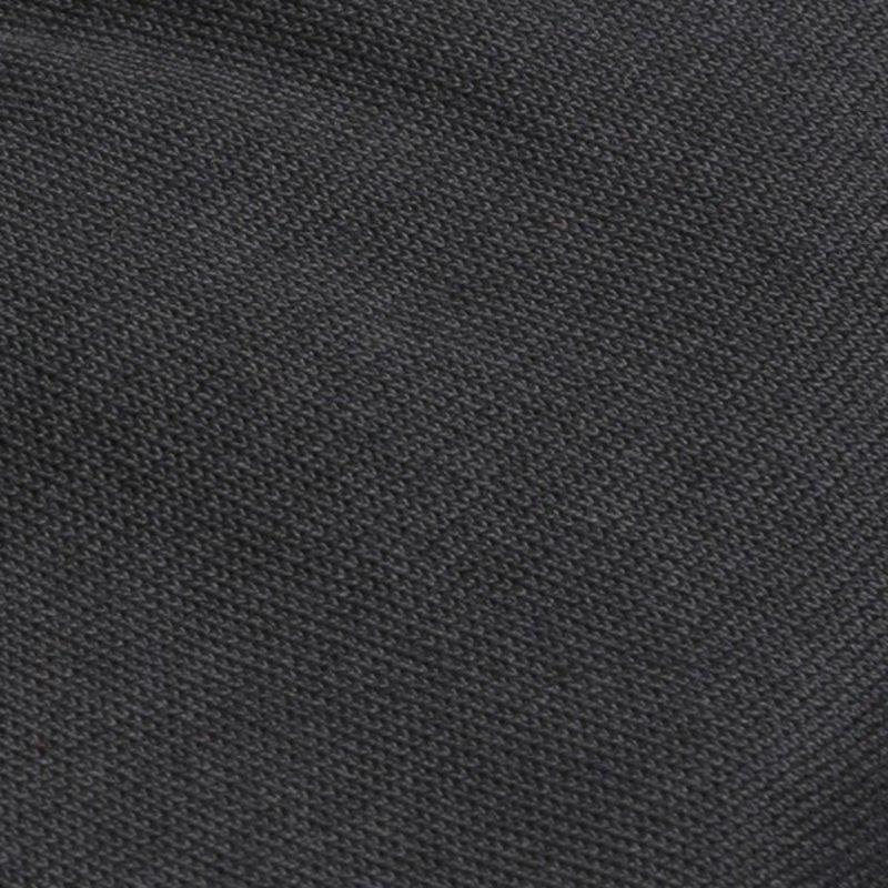 Dunkelgraue Socken Baumwolle