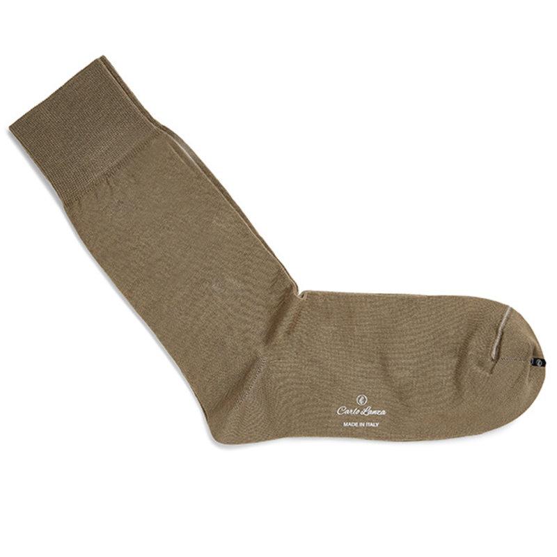 Camel socks cotton