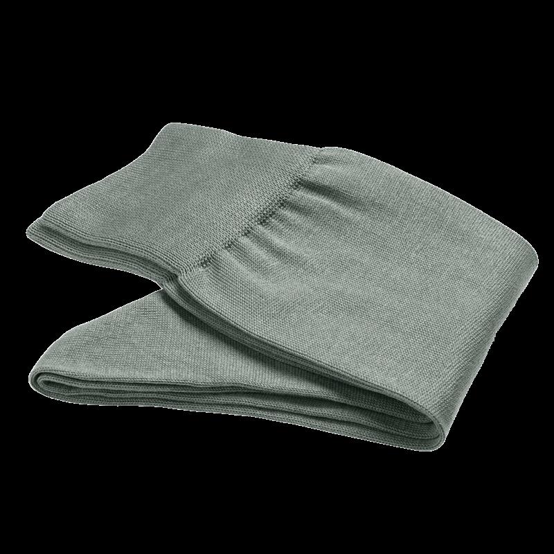 Groen grijze katoenen sokken | Carlo Lanza
