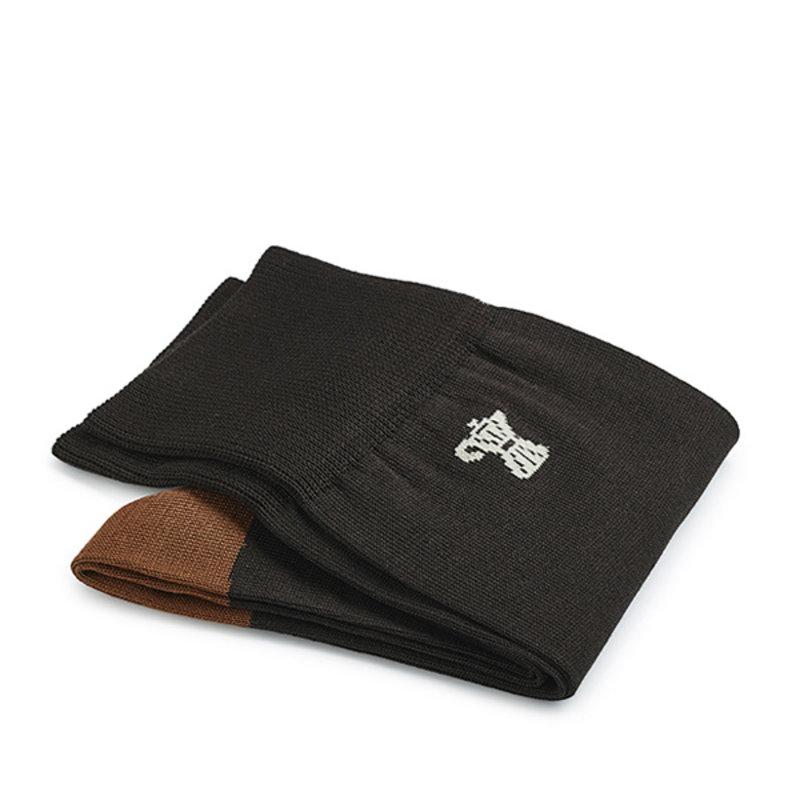 Kamel Kaffee Socken Baumwolle