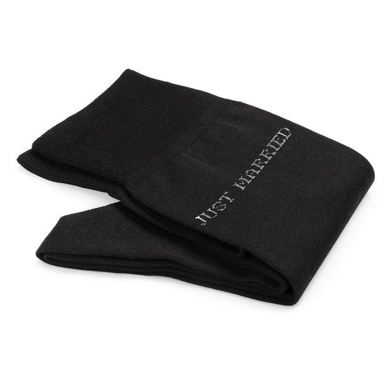 Black Socks   Just Married  - Copy