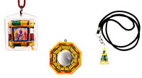 Amuletten & Talismannen