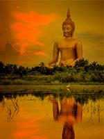 gelukssymbolen - boeddha