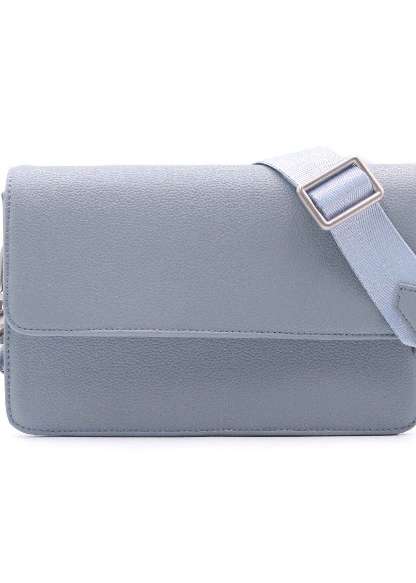 Denise Roobol Clutch Bag Milky Blue