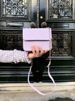 Denise Roobol Mini Cruise Bag Lila