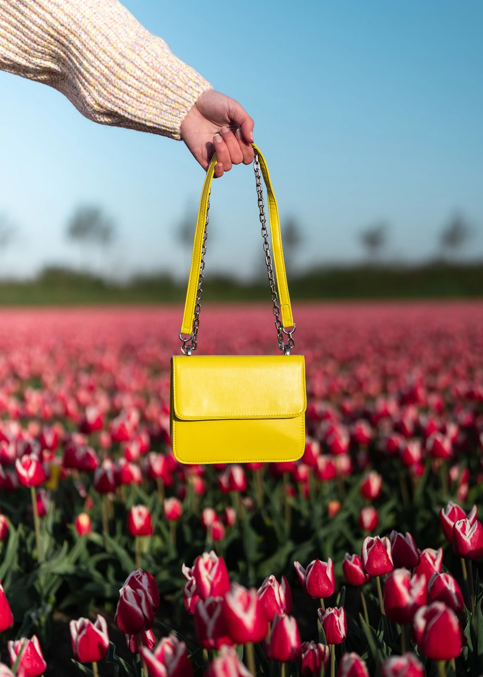 Denise Roobol Mini Cruise Bag Yellow
