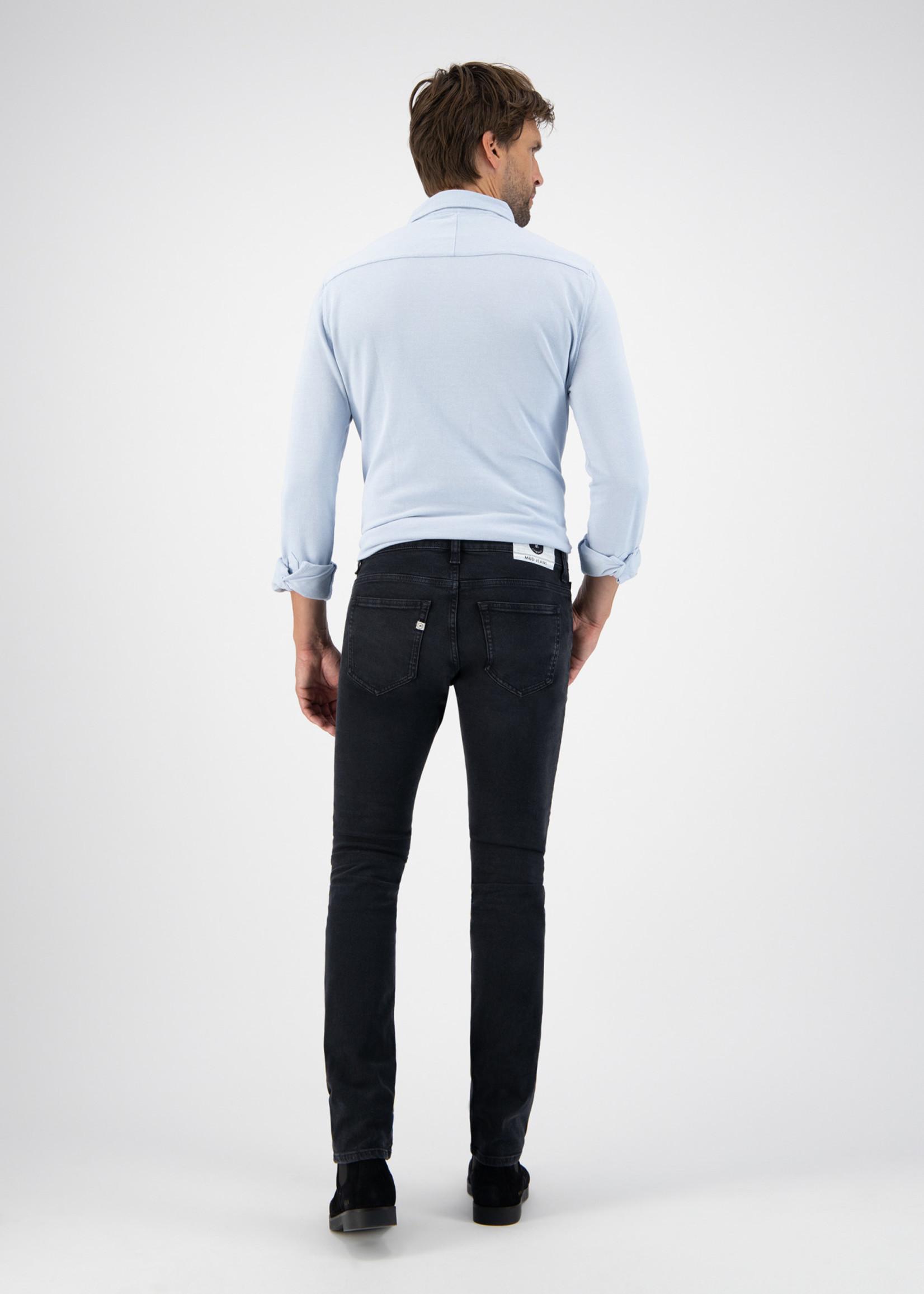 MUD Jeans MUD Jeans - Slim Lassen - Stone Black
